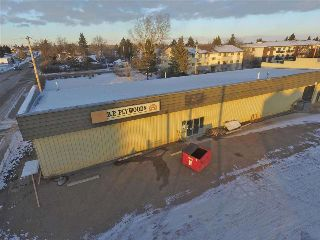 Main Photo: 4620 40 Avenue: Wetaskiwin Industrial for sale : MLS® # E4046212