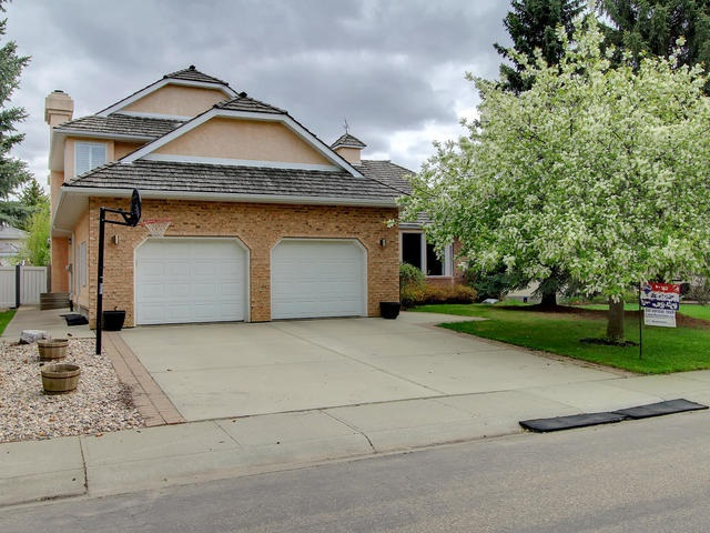 Main Photo: 344 Hedley Way in Edmonton: Zone 14 House for sale : MLS® # E4050323
