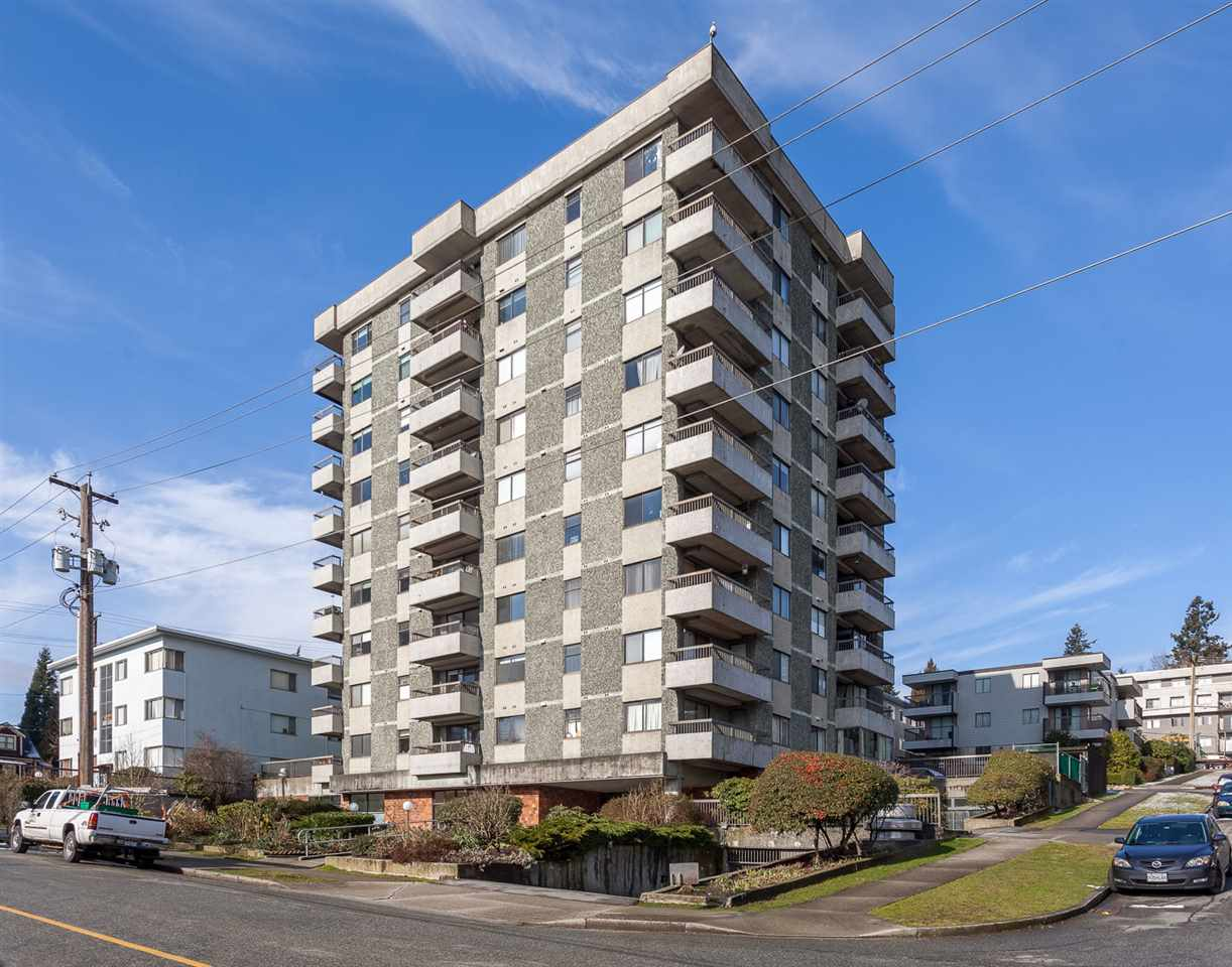 "Main Photo: 403 47 AGNES Street in New Westminster: Downtown NW Condo for sale in ""Fraserhouse"" : MLS®# R2141739"