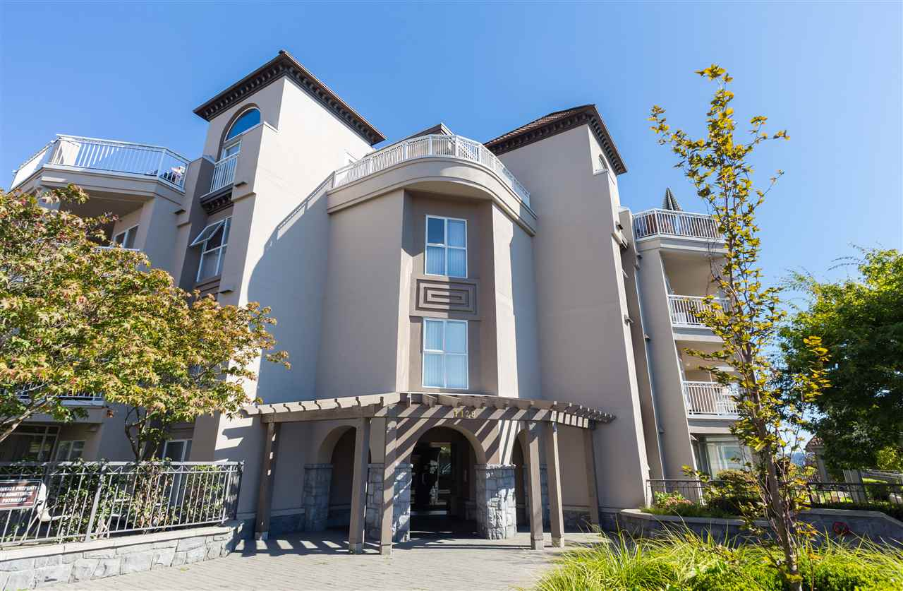 "Main Photo: 203 1128 SIXTH Avenue in New Westminster: Uptown NW Condo for sale in ""KINGSGATE"" : MLS® # R2144293"