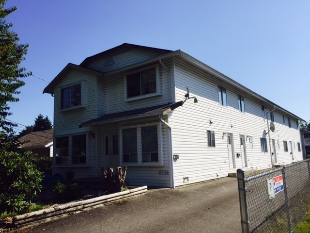 Main Photo: 3 9376 HAZEL Street in Chilliwack: Chilliwack E Young-Yale Townhouse for sale : MLS® # R2145364