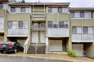 "Main Photo: 8410 CORNERSTONE Street in Vancouver: Champlain Heights Townhouse for sale in ""MARINE WOODS"" (Vancouver East)  : MLS(r) # R2178515"