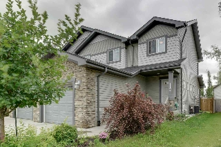 Main Photo:  in Edmonton: Zone 53 House Half Duplex for sale : MLS(r) # E4070540