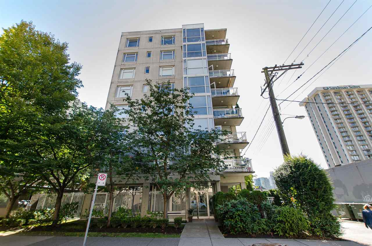 Main Photo: 802 1150 BUTE Street in Vancouver: West End VW Condo for sale (Vancouver West)  : MLS(r) # R2191092