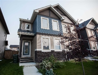 Main Photo: 363 NELSON Drive: Spruce Grove House Half Duplex for sale : MLS® # E4080081