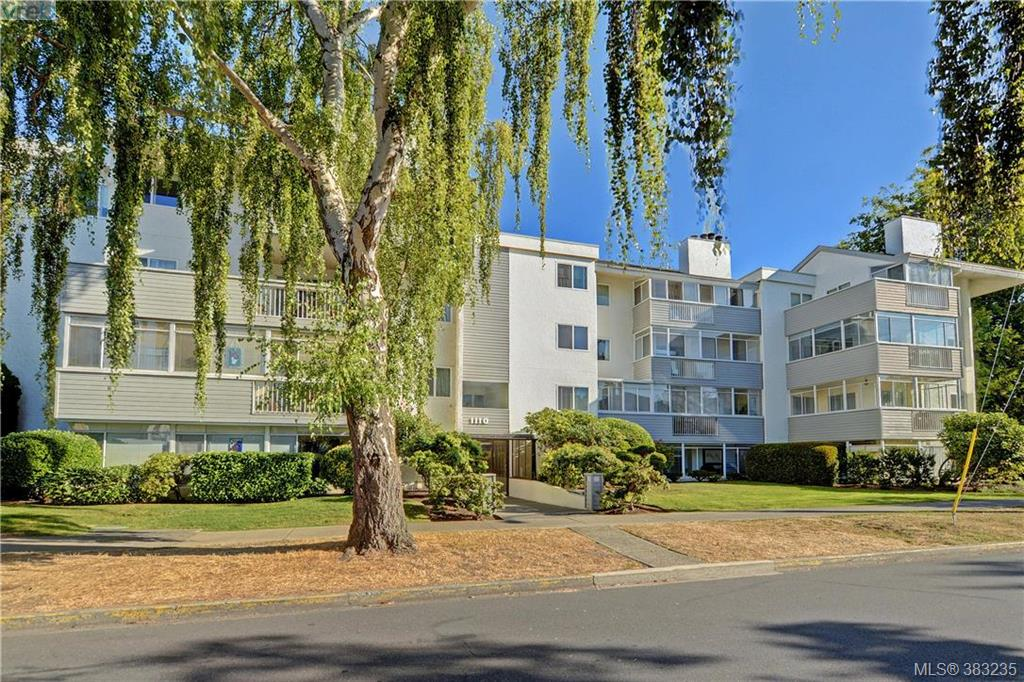 Main Photo: 305 1110 Oscar Street in VICTORIA: Vi Fairfield West Condo Apartment for sale (Victoria)  : MLS® # 383235