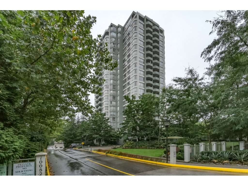 "Main Photo: 1402 10082 148 Street in Surrey: Guildford Condo for sale in ""The Stanley"" (North Surrey)  : MLS® # R2205798"