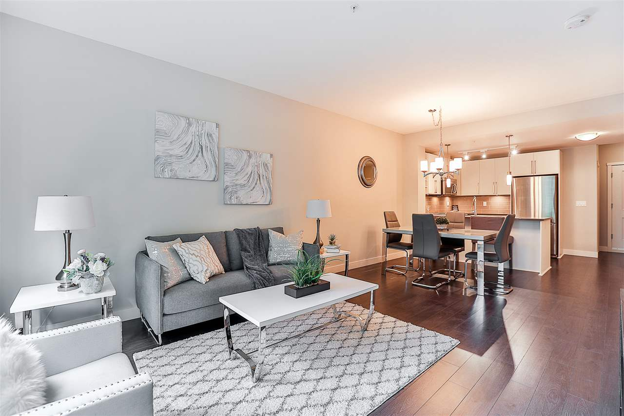 "Main Photo: 310 14358 60 Avenue in Surrey: Sullivan Station Condo for sale in ""Lattitude"" : MLS® # R2209003"
