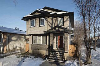 Main Photo: 8310 81 Avenue NW in Edmonton: Zone 17 House for sale : MLS® # E4093011