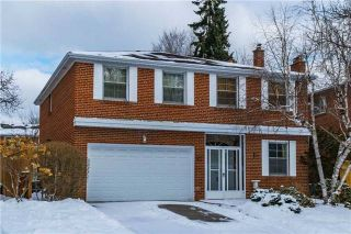Main Photo: 42 Foursome Crescent in Toronto: St. Andrew-Windfields House (2-Storey) for sale (Toronto C12)  : MLS® # C4044194