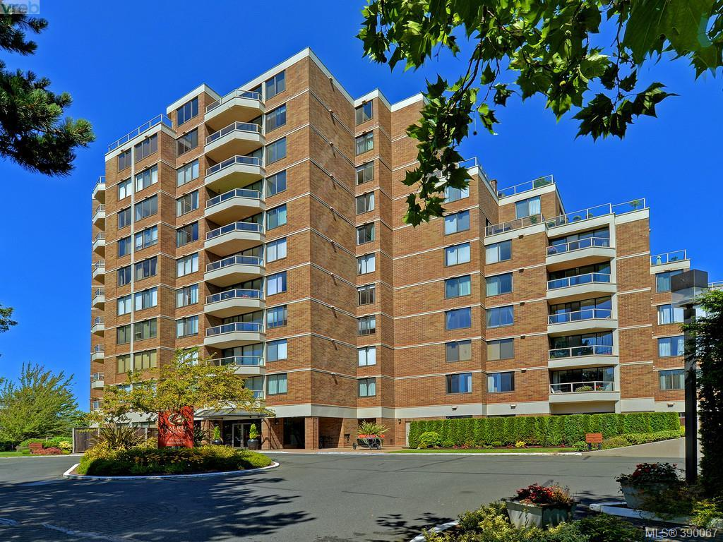 Main Photo: 303 225 Belleville Street in VICTORIA: Vi James Bay Condo Apartment for sale (Victoria)  : MLS®# 390067