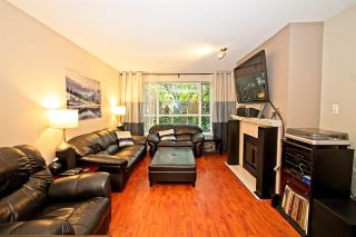"Main Photo: 105 2559 PARKVIEW Lane in Port Coquitlam: Central Pt Coquitlam Condo for sale in ""CRESCENT"" : MLS®# R2266558"