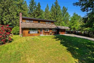 Main Photo: 9865 287 Street in Maple Ridge: Whonnock House for sale : MLS®# R2272475