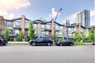 "Main Photo: 32 3728 THURSTON Street in Burnaby: Central Park BS Townhouse for sale in ""THURSTON STREET"" (Burnaby South)  : MLS®# R2283907"