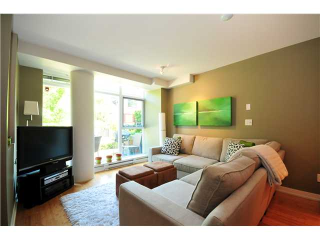 "Photo 2: 1137 HOMER Street in Vancouver: Yaletown Townhouse for sale in ""H&H"" (Vancouver West)  : MLS(r) # V909616"