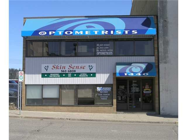 Main Photo: 1440 2ND Avenue in PRINCE GEORGE: Downtown Commercial for sale (PG City Central (Zone 72))  : MLS®# N4505073