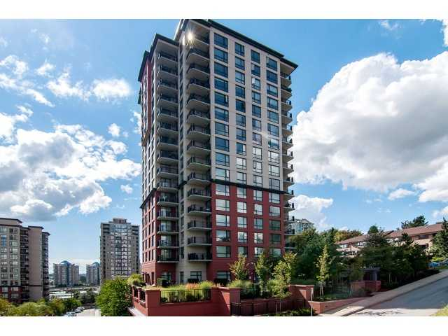 Main Photo: 504 814 ROYAL Avenue in New Westminster: Downtown NW Condo for sale : MLS®# V969181