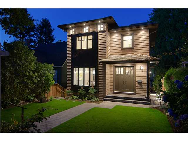Main Photo: 4480 COLLINGWOOD Street in Vancouver: Dunbar House for sale (Vancouver West)  : MLS® # V992610