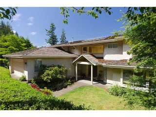 Main Photo: 5489 KEITH Road in West Vancouver: Caulfeild House for sale : MLS® # V895830
