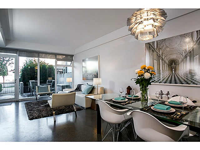 Photo 2: 266 E 2ND Avenue in Vancouver: Mount Pleasant VE Condo for sale (Vancouver East)  : MLS(r) # V1044456