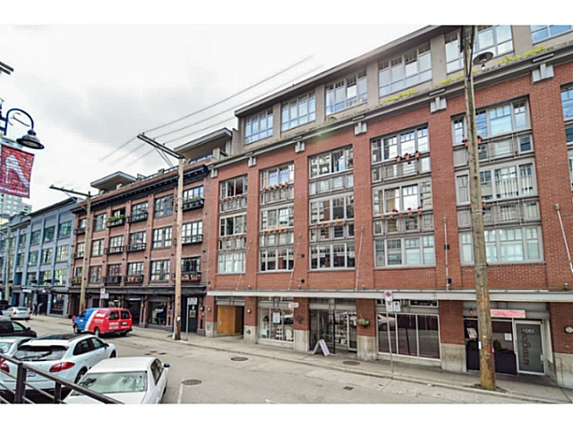 "Main Photo: 304 1072 HAMILTON Street in Vancouver: Yaletown Condo for sale in ""CRANDALL BUILDING"" (Vancouver West)  : MLS(r) # V1064027"