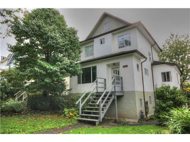 "Main Photo: 1948 E 3RD Avenue in Vancouver: Grandview VE House for sale in ""UPPER EAST SIDE"" (Vancouver East)  : MLS® # V1091517"
