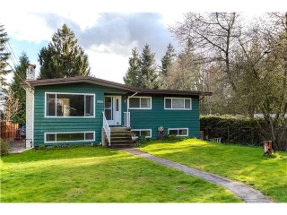 Main Photo: 1906 RHODENA Avenue in Coquitlam: Central Coquitlam House for sale : MLS® # V1112005