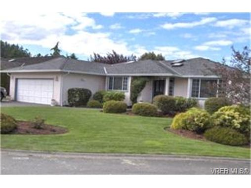 Main Photo: 1183 Maplegrove Place in VICTORIA: SE Sunnymead Single Family Detached for sale (Saanich East)  : MLS® # 215956