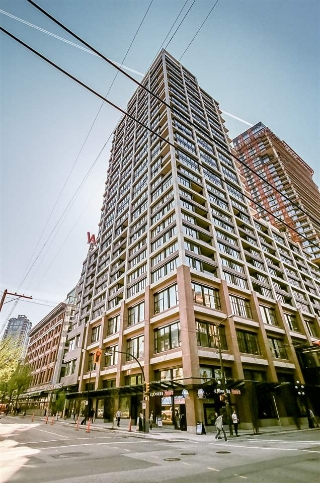 "Main Photo: 2706 108 W CORDOVA Street in Vancouver: Downtown VW Condo for sale in ""WOODWARDS (W32)"" (Vancouver West)  : MLS® # V1143660"