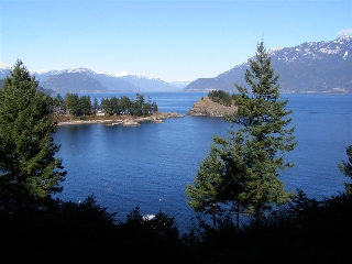 Main Photo: LOT 2 SMUGGLERS COVE Road: Bowen Island Home for sale : MLS®# R2028802