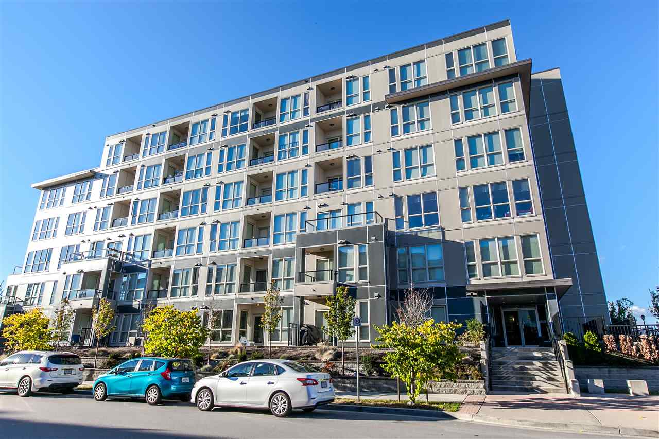 "Main Photo: 187 4133 STOLBERG Street in Richmond: West Cambie Condo for sale in ""REMY"" : MLS®# R2109736"