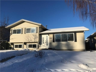Main Photo: 244 QUEEN CHARLOTTE Way SE in Calgary: Queensland House for sale : MLS(r) # C4096848
