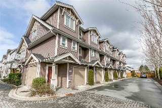 "Main Photo: 105 4211 GARRY Street in Richmond: Steveston South Townhouse for sale in ""GARRY GARDENS"" : MLS®# R2148190"