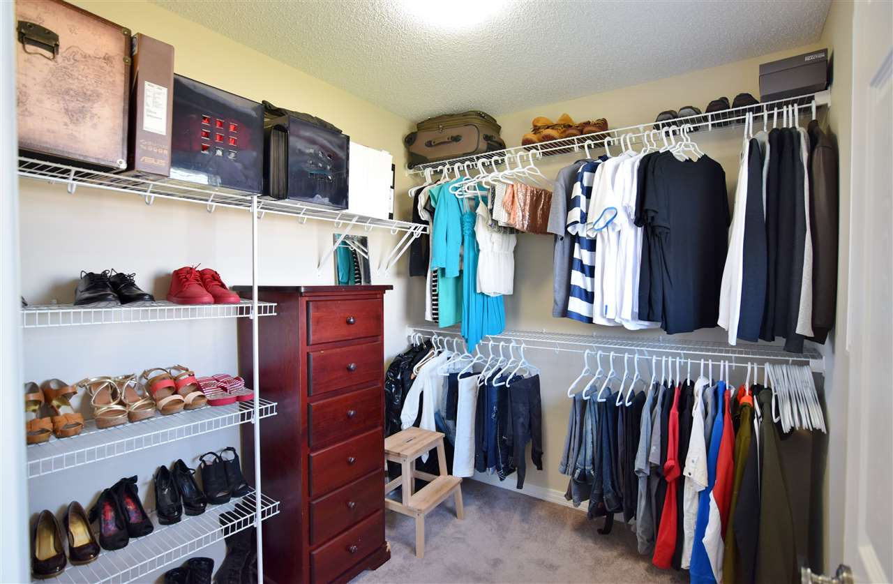 This closet is huge!