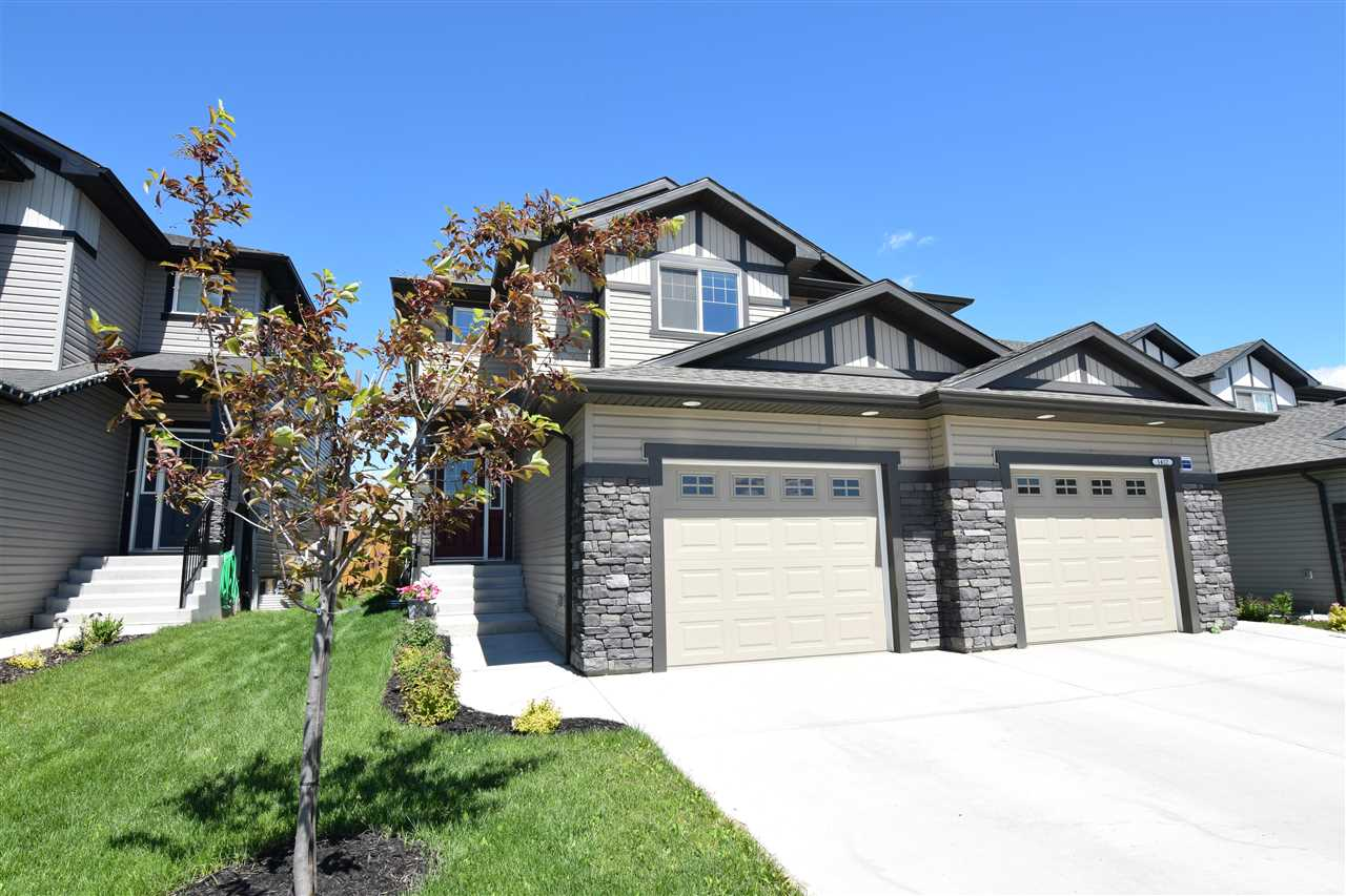 Main Photo: 1414 152 Avenue Edmonton 3 bed 2.5 Bath Half Duplex For Sale E4061220