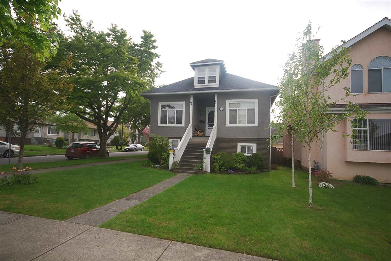 Main Photo: 6306 QUEBEC Street in Vancouver: Main House for sale (Vancouver East)  : MLS® # R2163874