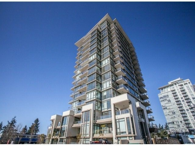 "Main Photo: 1606 1455 GEORGE Street: White Rock Condo for sale in ""AVRA"" (South Surrey White Rock)  : MLS®# R2167234"