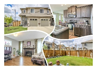 Main Photo:  in Edmonton: Zone 27 House Half Duplex for sale : MLS(r) # E4065128