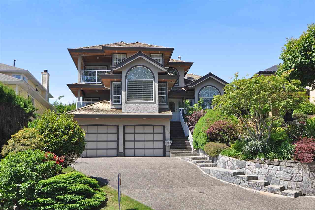Main Photo: 2263 SORRENTO Drive in Coquitlam: Coquitlam East House for sale : MLS® # R2171552