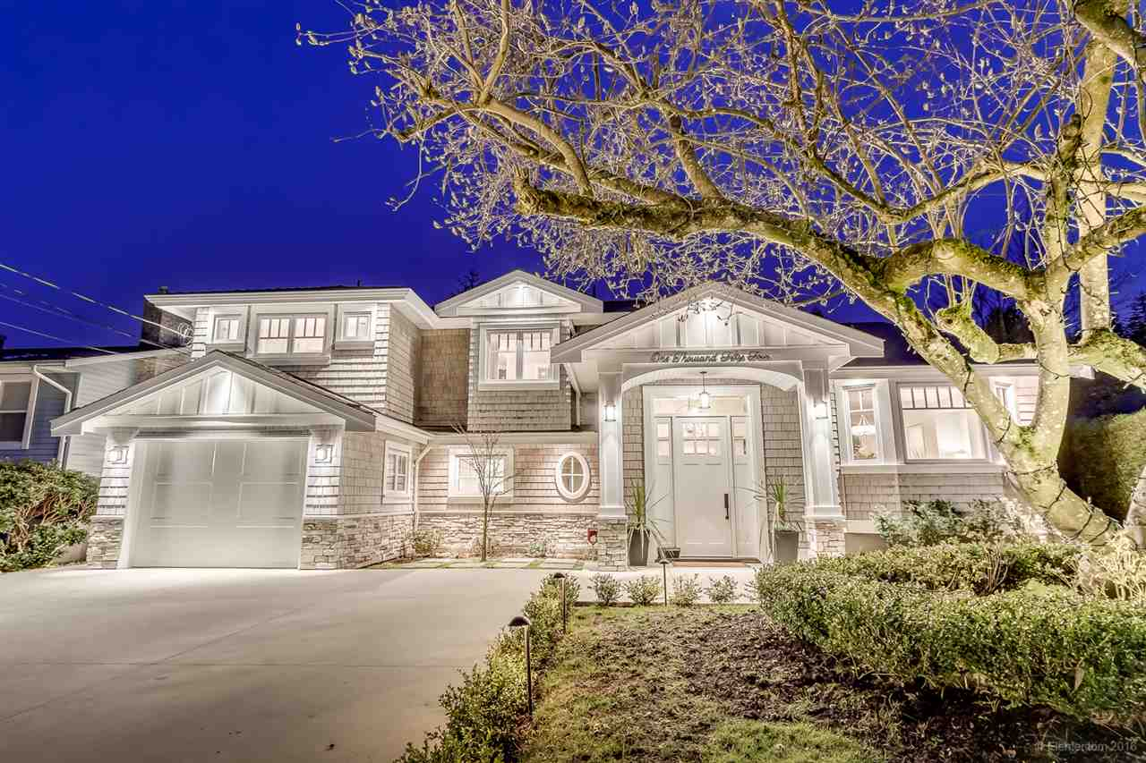 Photo 1: 1054 KERWAN Avenue in Coquitlam: Central Coquitlam House for sale : MLS(r) # R2178343