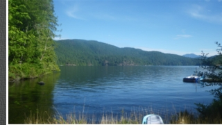 "Main Photo: LOT 5 SAKINAW Lake in Pender Harbour: Pender Harbour Egmont Home for sale in ""SAKINAW LAKE CENTRAL"" (Sunshine Coast)  : MLS® # R2178324"