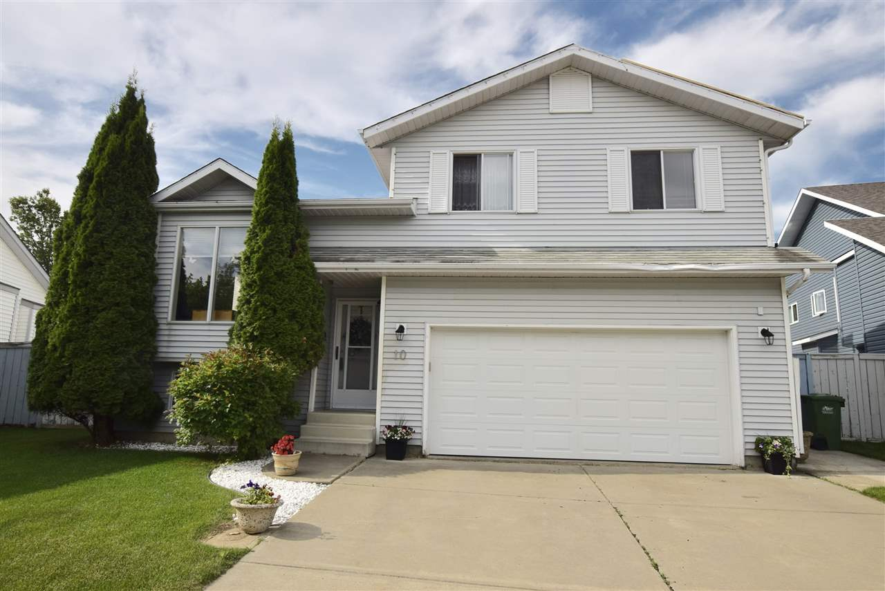 Main Photo: 10 DELORME Place: St. Albert House for sale : MLS(r) # E4070778