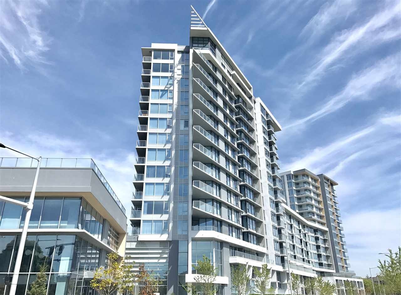 "Main Photo: 618 8333 SWEET Avenue in Richmond: West Cambie Condo for sale in ""AVANTI"" : MLS®# R2182175"