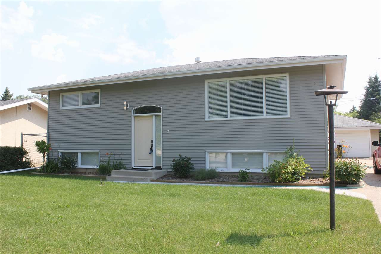 Main Photo: 2 grantham Place: St. Albert House for sale : MLS(r) # E4073087
