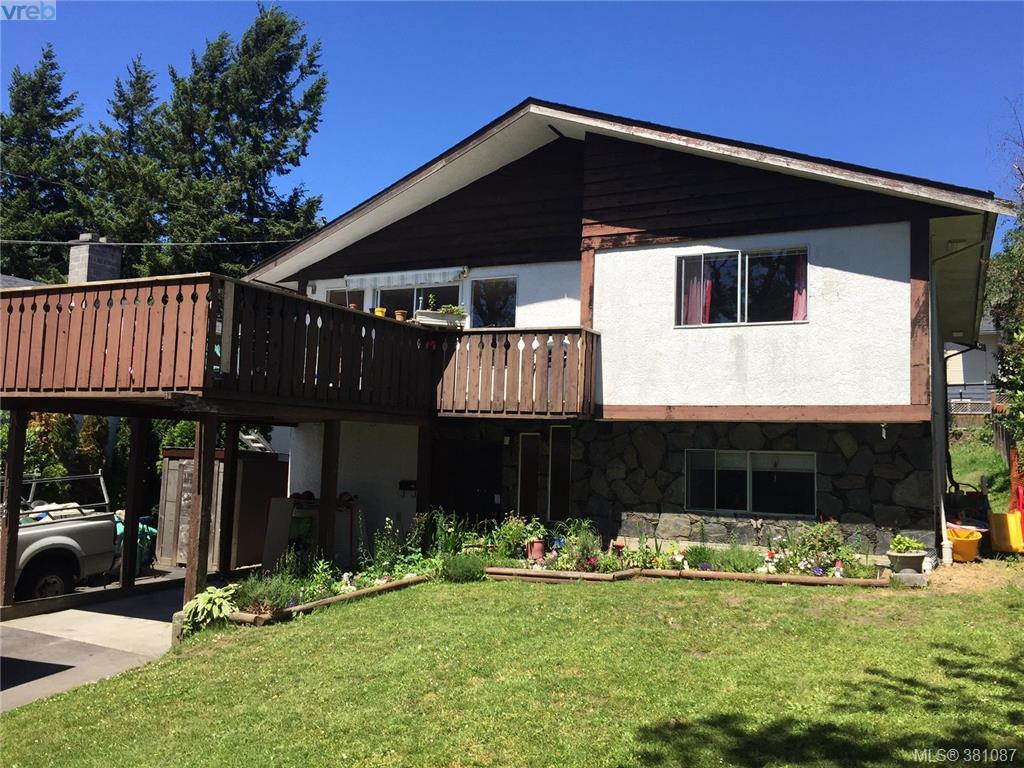 Main Photo: 1142 Summit Avenue in VICTORIA: Vi Hillside Single Family Detached for sale (Victoria)  : MLS® # 381087