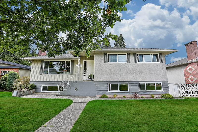 Main Photo: 7128 GIBSON Street in Burnaby: Montecito House for sale (Burnaby North)  : MLS® # R2197696