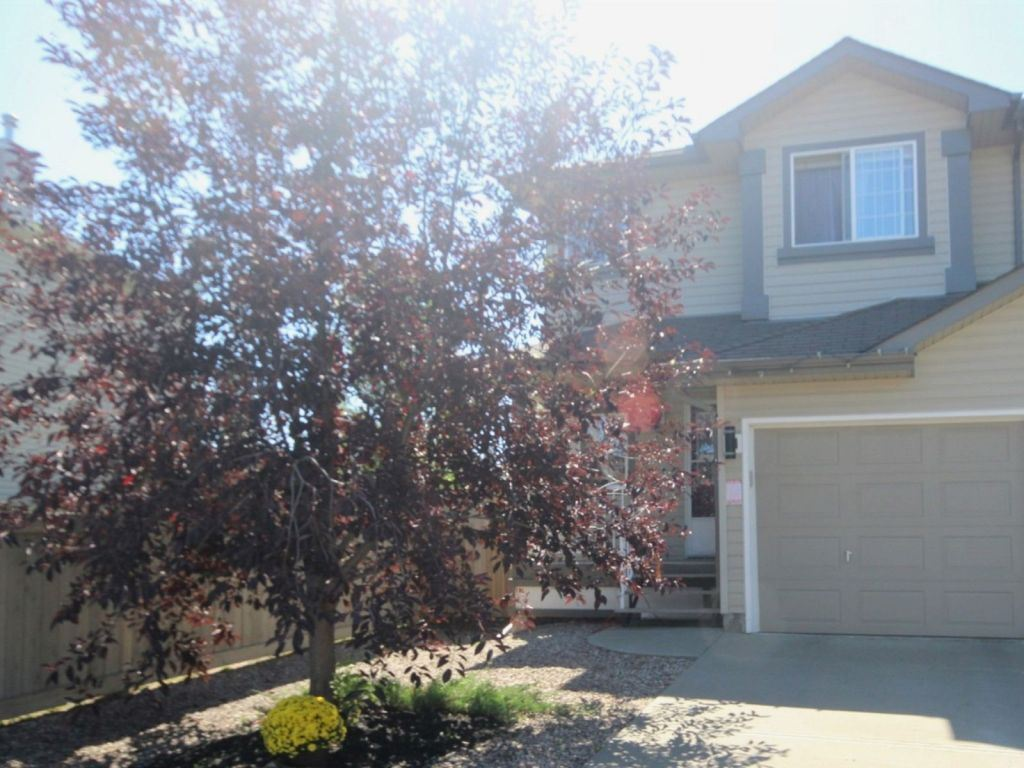 Main Photo: 8229 8 Avenue in Edmonton: Zone 53 House Half Duplex for sale : MLS® # E4078081
