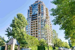 "Main Photo: 803 7388 SANDBORNE Avenue in Burnaby: South Slope Condo for sale in ""MAYFAIR PLACE"" (Burnaby South)  : MLS® # R2211113"