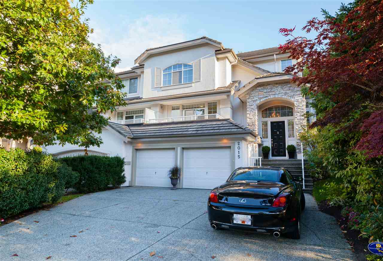 Main Photo: 2015 PARKWAY Boulevard in Coquitlam: Westwood Plateau House 1/2 Duplex for sale : MLS®# R2214645