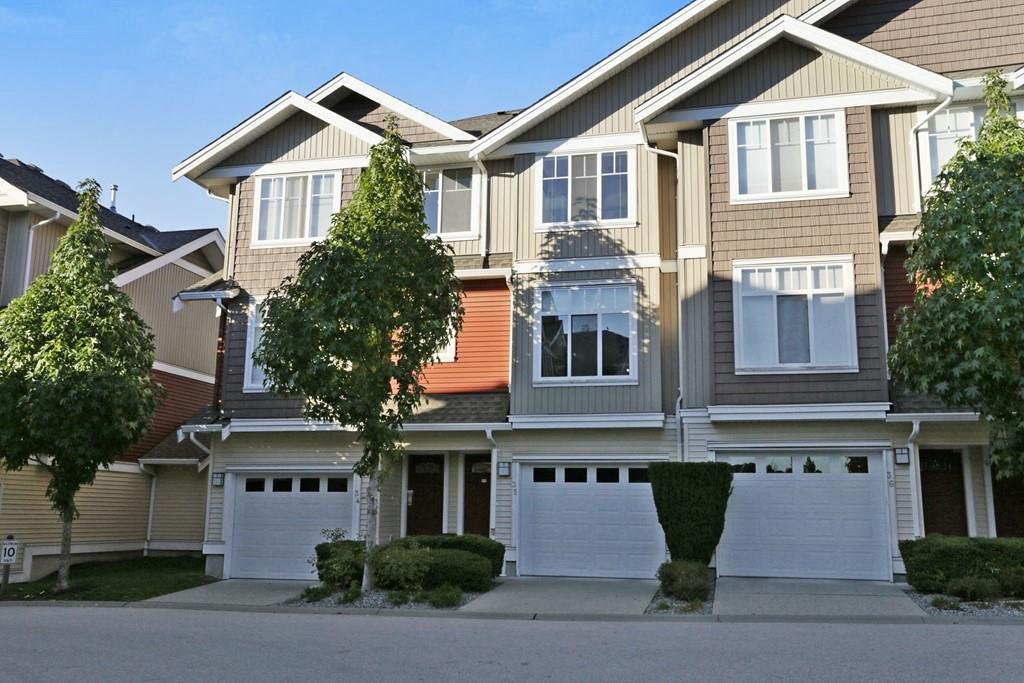 "Main Photo: 35 19455 65 Avenue in Surrey: Clayton Townhouse for sale in ""TWO BLUE"" (Cloverdale)  : MLS® # R2216848"